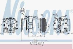 Nissens 89061 Compressor Air Conditioning