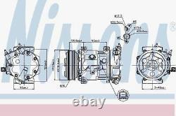 Nissens 89067 Compressor Air Conditioning