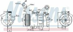 Nissens 89307 Compressor Air Conditioning