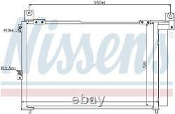 Nissens 940143 Air-con Condenser Next working day to UK