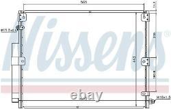 Nissens 940375 Air-con Condenser Next working day to UK
