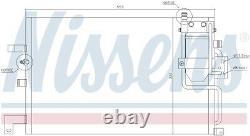 Nissens 94504 Air-con Condenser Next working day to UK