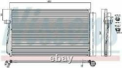 Nissens 94747 Condenser Air Conditioning Auto