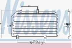 Nissens 94816 Condenser Air Conditioning