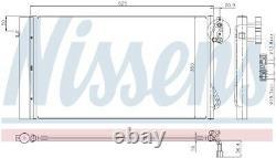 Nissens 94873 Air-con Condenser Next working day to UK