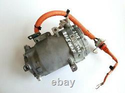 OEM Nissan Leaf AIR Con CONDITIONING A/C compressor pump 926003NG0A 297A63NL0A