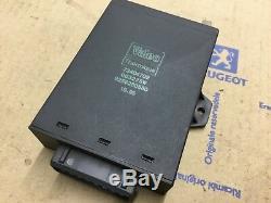 PEUGEOT 405 Mk1 aircoN air conditioning Ecu regulator VALEO 64453 thermique