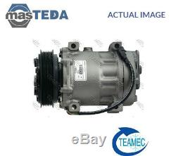 Teamec A/c Air Con Compressor 8645632 I New Oe Replacement