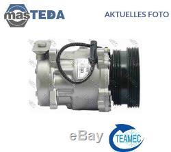 Teamec Kompressor Klimaanlage 8600018 I Neu Oe Qualität