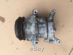 Toyota Yaris 1.3 Petrol A/c Compressor Pump Denso 5tse10c Ge447260-4201 15 To 17