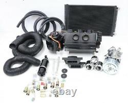 Universal Intergrated Air Con Conditioning Heat Ac Kit Hot Rod Ford Holden Chev